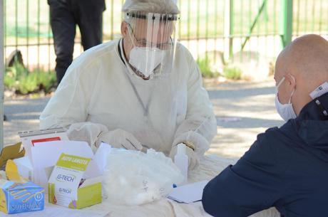 Pandemia de covid-19 segue avançando pelo Brasil