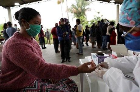 Instituto Butantan realizou ação de testagem em quilombo