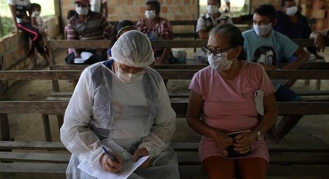 Amazonas é o estado mais afetado pela pandemia na região Norte