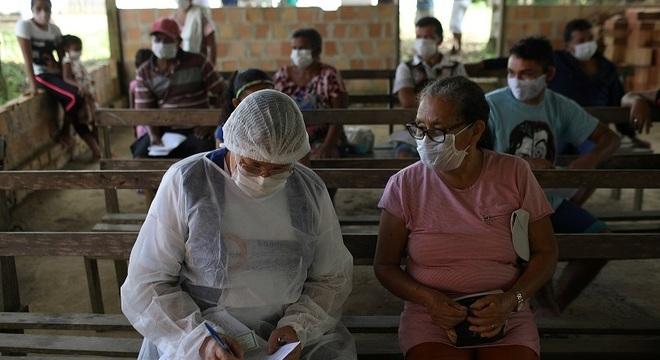 Brasil é segundo em número de mortes covid-19 em todo o mundo