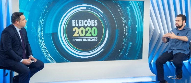 Reinaldo Gottino entrevista o candidato à prefeitura de SP Guilherme Boulos