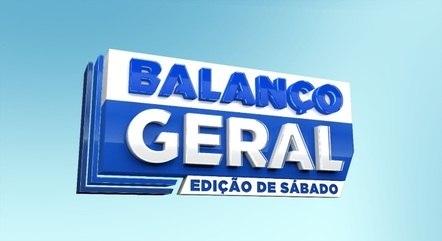 'Balanço Geral SP' vai ao ar de segunda a sábado