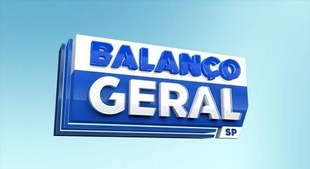 Balanço Geral SP vai ao ar de segunda a sexta-feira
