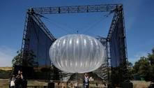 Alphabetencerra uso de balões para espalhar sinal de internet