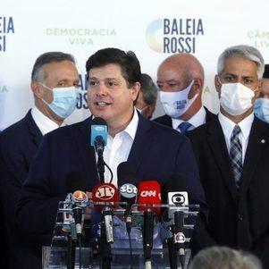 Bloco: PT, PSL, MDB, PSB, PSDB, DEM, PDT, Cidadania, PV, PCdoB e Rede