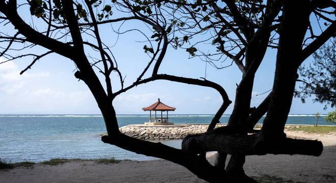 Estrangeiros ficaram presos em Bali durante pandemia de coronavírus