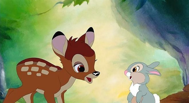 """""""Bambi"""" vai ganhar live-action da Disney em breve; saiba mais"""