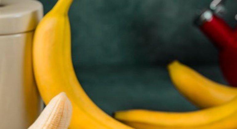 Banana e abacate