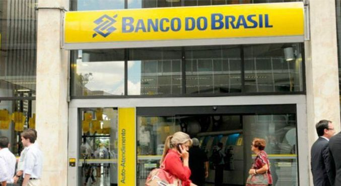 O Banco do Brasil registrou lucro líquido ajustado de R$ 4,9 bilhões