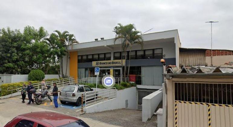 Alvo dos suspeitos de assalto era a agência bancária de Ermelino Matarazzo, na zona leste