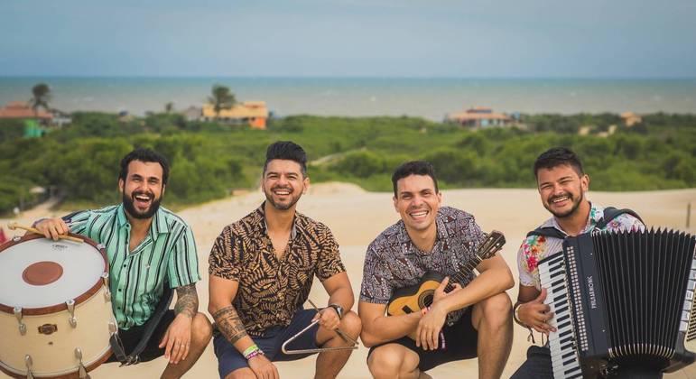 Grupo tem mais de 15 anos de carreira e já fez turnês por diversos estados do Brasil e exterior