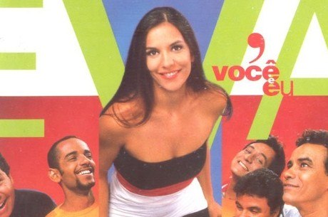 Ivete recorda a época em que integrava a Banda Eva