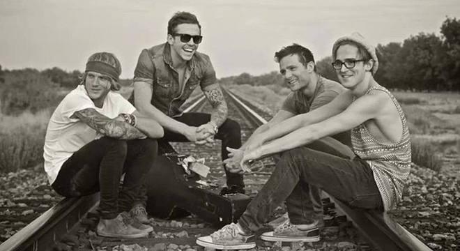A banda McFly anunciou retorno aos palcos e músicas inéditas
