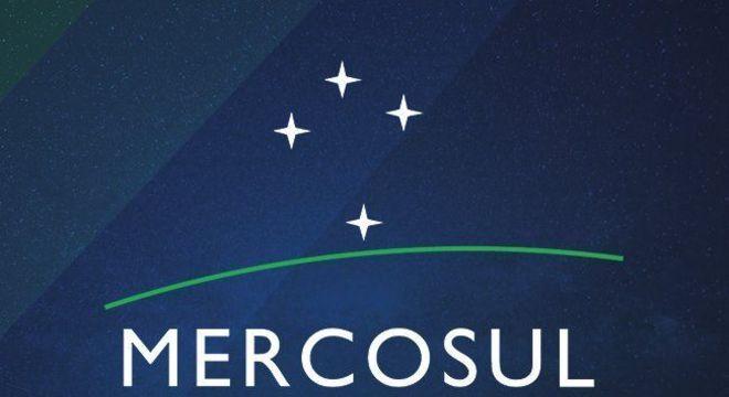 bandeira do Mercosul