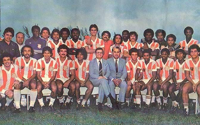 Bangu - O auge do clube foi em 1985 ao chegar à final do Campeonato Brasileiro e ser derrotado pelo Coritiba. Em 1986, participou da Copa Libertadores.