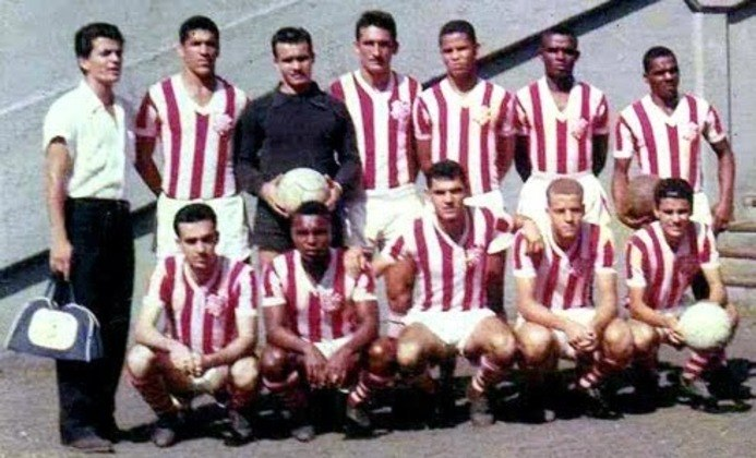 Bangu-RJ - Internacional Soccer League - 1960