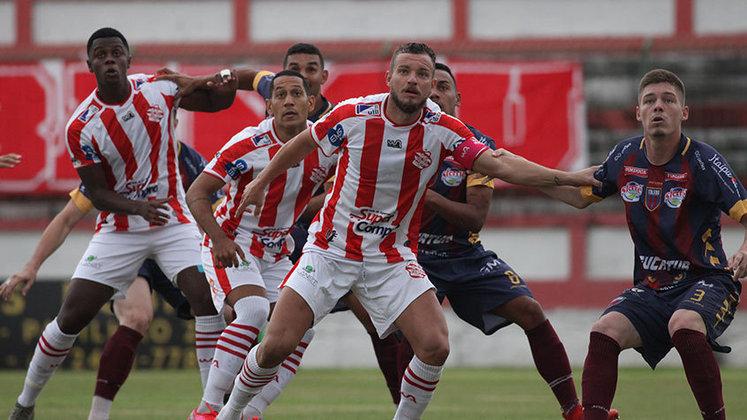 Bangu - Último título: Campeonato Carioca segunda divisão 2008 - Jejum de 13 anos.