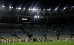 Bangu x Flamengo, Campeonato Carioca 2020, volta Maracanã