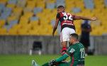 Bangu x Flamengo, volta Carioca