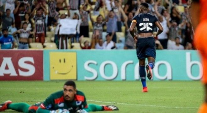 Bangu x Fluminense Digão