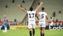 Efetivo, Atlético-GO segura o Fortaleza e vence no Castelão: 3 a 0