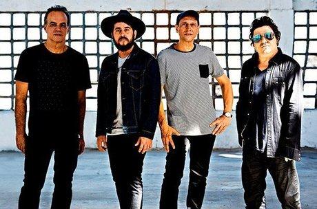 Banda virou quarteto após saída de Rodrigo Santos