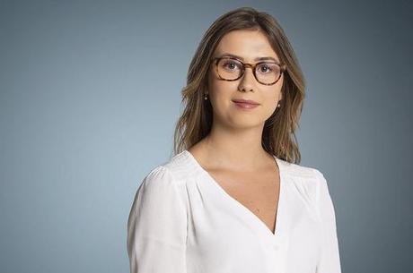 SBT tem interesse na repórter Bárbara Baião