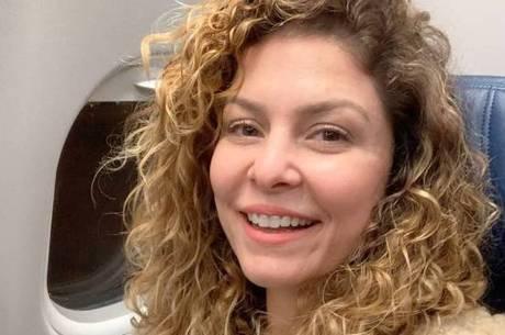 Barbara Borges anunciou um ano sem o consumo de álcool