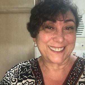 Bárbara Bruno está com 64 anos