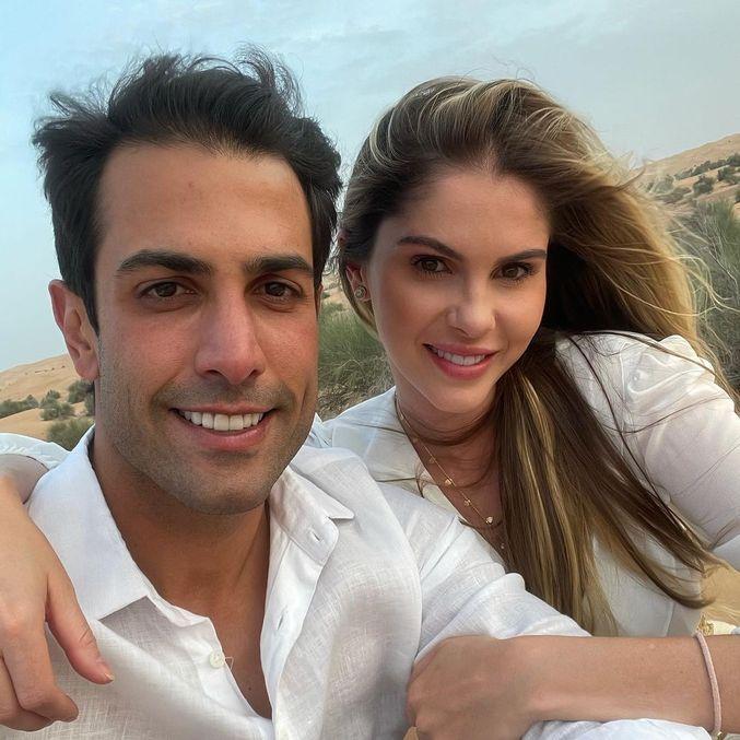 Bárbara e Gustavo querem aumentar a família