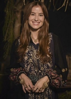 Bárbara Franca, na TV e cinema