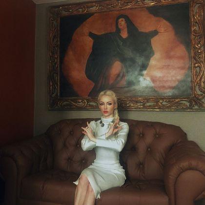 Valeria Lukyanova Dmitry Shkrabov