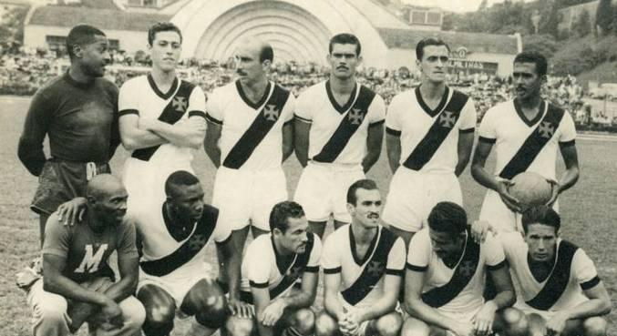 Vasco dos anos 40 tinha Barbosa como goleiro