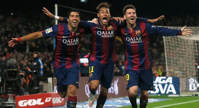 Virada mais marcante do Barcelona na Champions. Atuação fabulosa