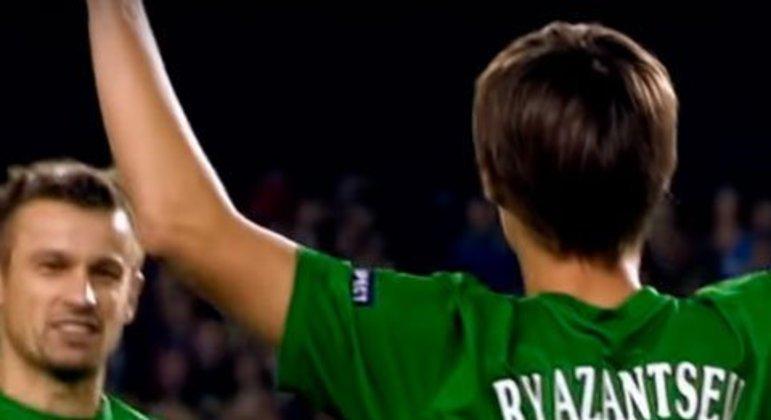 Barcelona 1X2 Rubin Kazan - Liga dos Campeões 2009/10 (Fase de Grupos)