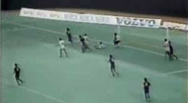 Barcelona 2x2 Fluminense 1984