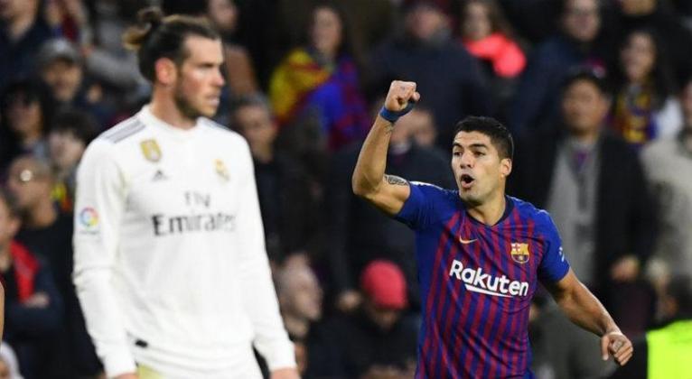 Barcelona 5 x 1 Real Madrid - 28 de outubro de 2018 - Campeonato Espanhol - Camp Nou