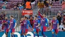 Barcelona inicia era pós-Messi com vitória no Campeonato Espanhol