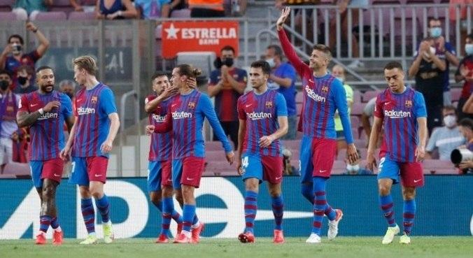 Barcelona vence na 1ª apresentação sem o ídolo Messi, agora no PSG