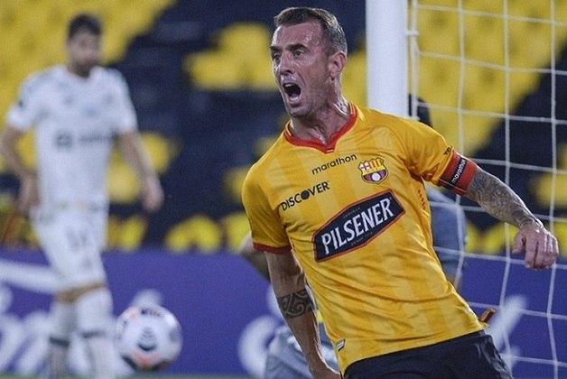 Barcelona de Guayaquil – pote 1 – primeiro lugar no grupo C