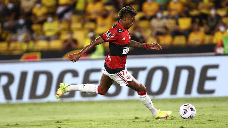 Barcelona (EQU) 0x2 Flamengo - Volta da semifinal da Libertadores, no Monumental: com mais dois gols, Bruno Henrique carregou o Flamengo no Equador e garantiu o time em mais uma decisão da Libertadores