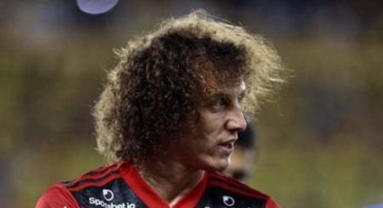 Barcelona-EQU x Flamengo - David Luiz