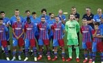 Barcelona, uniforme Barcelona, Pjanic, Depay,
