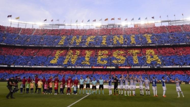 Barcelona x Real Sociedad