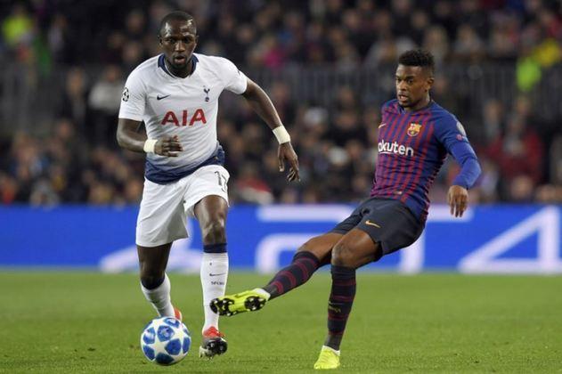 Barcelona x Tottenham - 2018/19 - Primeiro no Grupo B - Uma vitória (4 x 2) e um empate (1 x 1) com o Tottenham