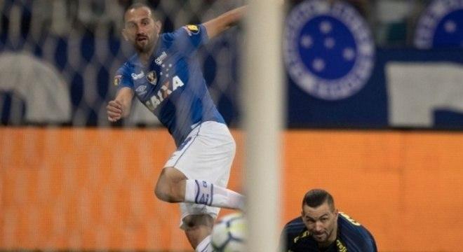 Barcos, Cruzeiro 1 X 0 Palmeiras
