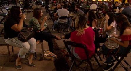 Prefeitura de BH flexibilizou regras para bares