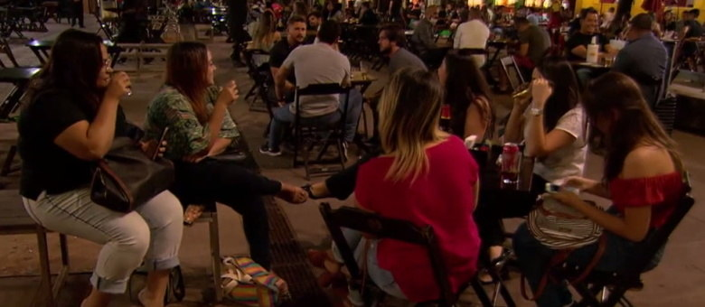Justiça proíbe consumo de bebidas alcoólicas em bares de BH