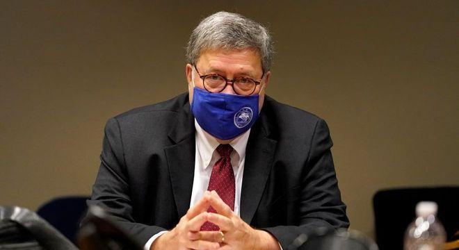 Barr, procurador-geral dos EUA, afirma que não houve fraude nas eleições americanas