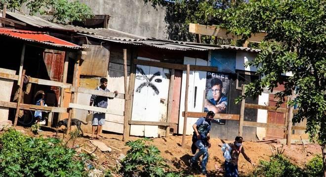 Em ocupações e favelas, manter o isolamento nas casas é improvável